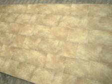 0419 CV Belag Reststück 445x151 PVC Boden Rest marmor robust Fliesen Muster