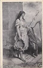 # DONNE: GIOVANE ZINGARA - 1900