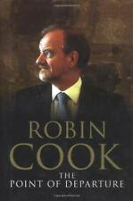 Point of Departure by Robin Cook