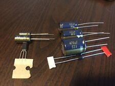 Marantz 2230 Power Supply Capacitor Upgrade Set High-Quality Receiver Recap Kit