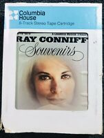 Ray Conniff Souvenirs 8 Track with Slip Cover