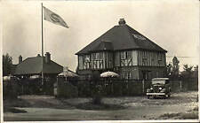 Doncaster posted House, Flag & Motor Car.
