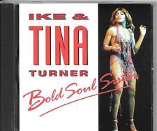 CD COMPIL 20 TITRES--IKE & TINA TURNER--BOLD SOUL SISTER