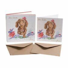 Wrendale Designs I Can Explain Dachshund Christmas Card box Set