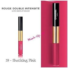 BNIB Chanel Rouge Double Intensite Ultra Wear Lip Colour Gloss 59 SHOCKING PINK