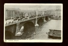 City of Westminster Posted Pre - 1914 Collectable London Postcards