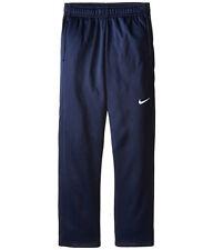 NIKE Boy's KO 3.0 Fleece Sweatpants ** OBSIDIAN/WHITE - Medium ** NWT