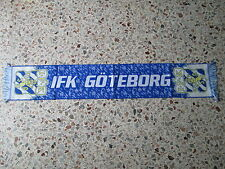 d1 sciarpa GOTEBORG FC football club calcio scarf schal svezia sweden