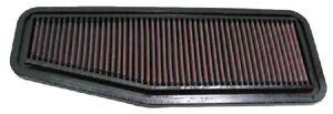 K&N Hi-Flow Performance Air Filter 33-2216 fits Toyota Tarago 2.4 (115 kW)