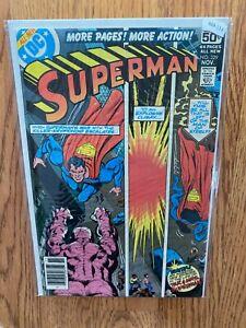 Superman 329 - Comic Book - B68-153
