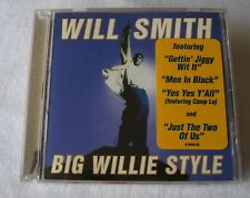 CD - Will Smith - Big Willie Style