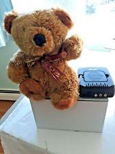 spy BEAR Nanny Cam Camera 1080p TEDDY Watch Video Motion Audio