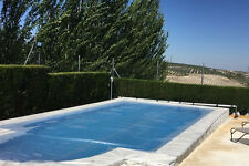 COBERTOR SOLAR PARA  PISCINA Cover On 5X3M.