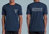 Zephyr Competition Team. Lords of Dogtown. Skating. Mens T-shirt. Cotton