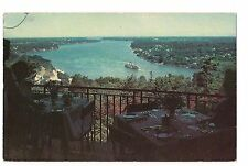 Toronto Boat Lower Niagara River Falls Canada Queenston Vintage Postcard