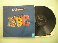 LThe Jackson 5 – ABC, UK'70, UK 1.press, STML 11152, LP, Vinyl: vg++