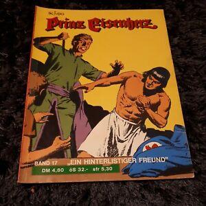 PRINZ EISENHERZ Band 17 Ein hinterlistiger Freund, Hal Foster Comicalbum