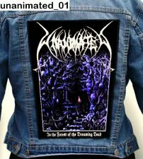 UNANIMATED   Back Patch Backpatch ekran new