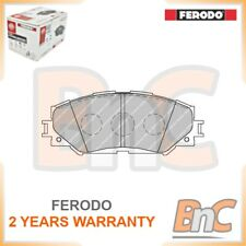 FRONT DISC BRAKE PAD SET FOR SUBARU FOR TOYOTA FERODO OEM 0446512610 FDB1891