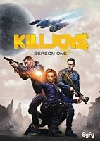 Killjoys: Season One - 2 DISC SET (2016, DVD New)