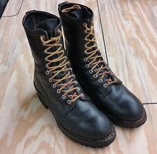 "Red Wing Loggermax 9"" Logging / Wildland Fire Boot  #699 US Men's 9C (Narrow)"