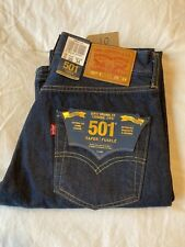 Levis 501 Day. Gold Button Fly Selvedge Jeans. W29 L34. 2018 Limited Edition.LVC