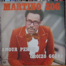"""MARTINO ZOG AMOUR PERDU 45t SINGLE 7"""" FRENCH SP"""
