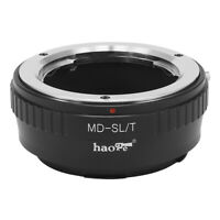 Manual Lens Adapter for Minolta MD Mount Lens to Leica Panasonic L Mount Camera