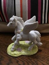 Pegasus Figurine Fantasy Series Wallace Berrie #4960 '82 Vintage & Hard to Find
