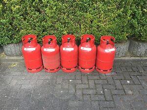 Propan Treibgas Staplergas Propangas LPG, 11 kg Füllung