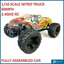 Remote Controlled Car Nitro 4x4 Monster Truck Car 1:10 2.5ghz Off Road Car RC