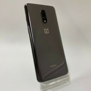 ONEPLUS 7 Dual-SIM 128GB  - Mirror Grey - Unlocked - Smartphone Mobile Phone