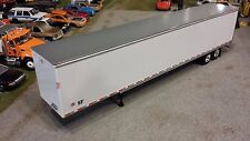 DCP BLANK 53' UTILITY 3000-D /DRY VAN SEMI TRAILER 1:64 BRAND NEW / LOOSE NO BOX