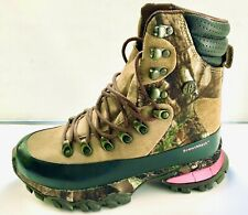 Womens Boots - BUSHNELL - Realtree - Hunting - WATERPROOF - size 5 - new