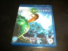 Green Lantern Extended Cut - HD DVD Blu-ray - Rating 12 Region B - Ryan Renolds