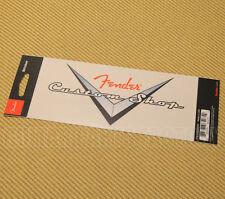 910-0294-000 Fender™ Guitar Bass Case & Amp Custom Shop Sticker