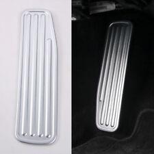 Aluminuim Left Side Foot Rest Pedal Panel Cover Trim For Chevrolet Camaro 17+