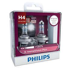 Philips 12342XVPS2 - X-treme Vision +130 H4 Globe 12V 60/55W (2Pk)