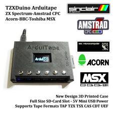 More details for tzxduino arduitape digital tape player zx spectrum amstrad msx tap tsx tzx cdt 3