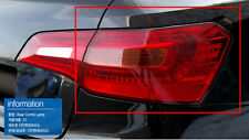 LED Rear in Side Tail Outer Right side Assembly 1P For 2010 2012 Kia Cadenza