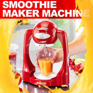 Smoothie Maker Machine Blender Fruit Juicer Juice Mixer Milkshake Mini Ice