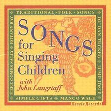 Songs for Singing Children, New Music