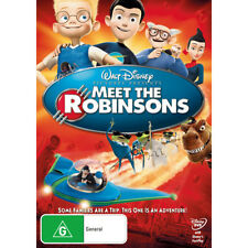 MEET THE ROBINSONS (Disney) DVD Region 4 BRAND NEW & SEALED!