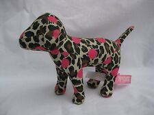Victoria Secret VS Leopard Spots Cheetah Pink Polka Dots Plush Dog