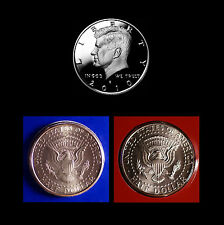 2010 P+D+S Kennedy ~ Clad Proof + PD Satin from Mint Set