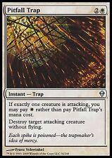 Pitfall Trap X4 EX/NM Zendikar MTG Magic Cards White Uncommon
