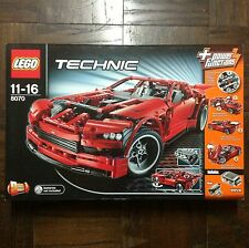 New Lego Technic Supercar # 8070 In Sealed Box Discontinued