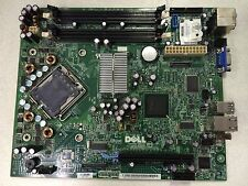 FOR PARTS DELL Dimension 5150c Motherboard / mf252 / LGA 775 / DDR2 X4