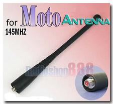 (72B)  MOTOROLA - SMA 145MHZ Antenna