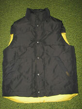 $325. Reversible Down Puffer SKI Vest (M) POLO-RALPH LAUREN (Yellow/ Black)